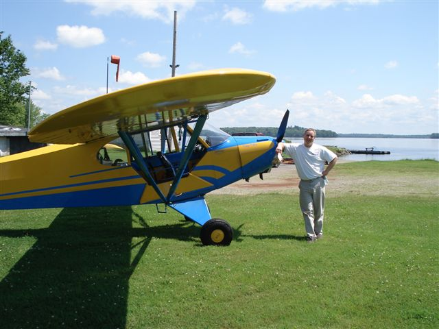 CCAS Cub Special at Luckeys Landing, Pushaw Lake, Maine